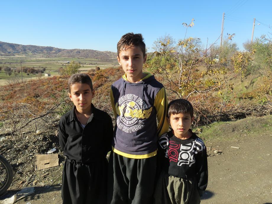 ارباباخبر بانه: روستای صالح آباد